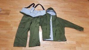 Deluxe Rain Suit