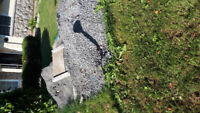 Free Gravel and Crushed Stone