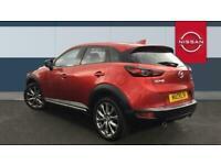 2018 Mazda CX-3 2.0 Sport Nav + 5dr Auto Petrol Hatchback Hatchback Petrol Autom