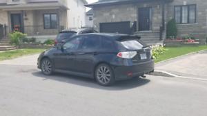 2009 Subaru WRX 265HP