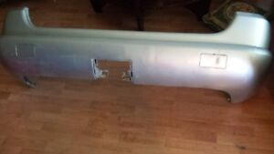2001 mercedes ml320 rear bumper cover