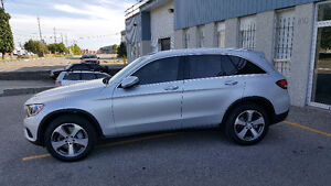 Mercedes-Benz GL-Class Mercedes-Benz GLC300 4-MATIC