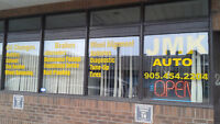 Brampton Oil Change _Rust Proofing_Tire Change SAVE up to 50%