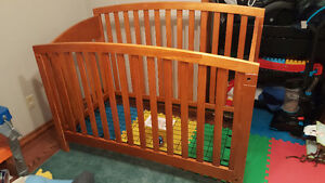 Used crib in good condition Kitchener / Waterloo Kitchener Area image 1