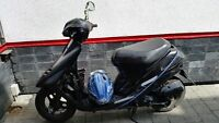 Honda gas powered scooter for sale