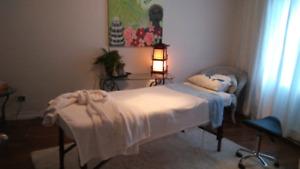 Massage réflexologie,,californien,suédois..51 4 .236 1533