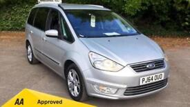 2014 Ford Galaxy 2.0 TDCi 163 Titanium with ove Manual Diesel Estate