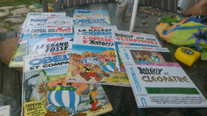 ASTERIX BOOK (FRENCH)