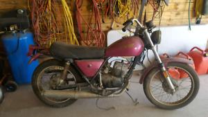1975 Harley Davidson SS 125 2 Stroke