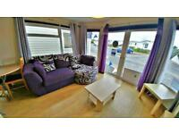 SALE !!! WOW! DOUBLE GLAZED CENTRAL HEATED STATIC CARAVAN FOR SALE SITE FEES INC