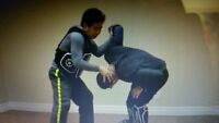 Reality based self defence training for all age level in Toronto