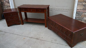 Apothecary Style Living Room Set - Can Deliver