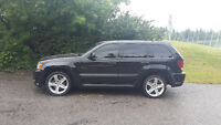 2007 Jeep Cherokee SRT8 AWD - LOW KMs - LOW PRICE - Fully Loaded