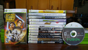 XBOX 360 Games ~ various titles