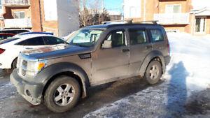 2007 Dodge Nitro SE VUS