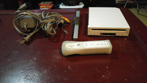 Soft-Modded - Nintendo Wii with Gamecube compatability