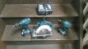 Makita Combo set
