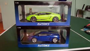 1/18 diecast cars collection. NEW PRICES!!