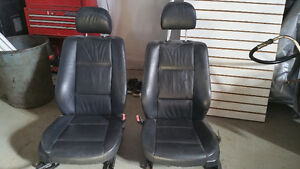 BMW POWER LEATHER SEATS. - 3 SERIES '99-05
