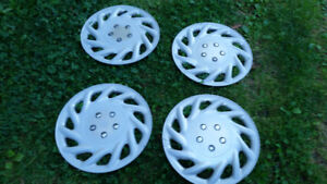 "FOUR 16 "" HUBCAPS"