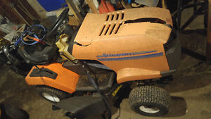 2 lawn tractors be good for parts or fix up