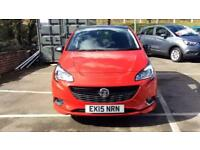 2015 Vauxhall Corsa 1.4 Limited Edition 5dr Manual Petrol Hatchback
