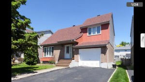 House for Rent / Maison a louer BROSSARD secteur S