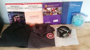 EMERGENCY TELECOMMUNICATIONS WORKBOOKS AND UNIFORM