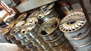 DO YOU NEED ALUMINUM RIMS?  CHECK OUR LIST