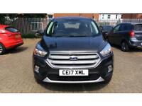 2017 Ford Kuga 1.5 EcoBoost 182 Zetec (Nav) Automatic Petrol MPV