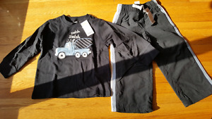 NWT Gymboree two-piece sleepwear 3T
