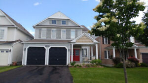 4 Bedroom Detached House in North Oshawa for Rent