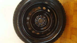 LIKE NEW WINTER TIRES Kitchener / Waterloo Kitchener Area image 3