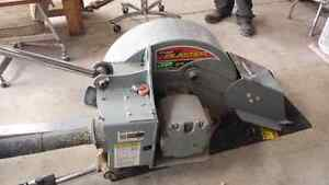 3 point hitch Stump grinder for tractor