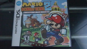 Nintendo DS / 3DS Game for Sale - Mario vs Donkey Kong 2
