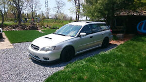 2005 Subaru Legacy 2.5 GT Wagon - Turbo - UPDATED May 24/2016