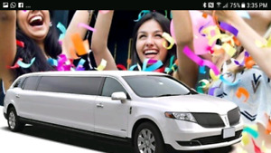 MISSISSAUGA WEDDING LIMO