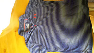 Under Armour polo t-shirt (casual dressy look) Youth Large
