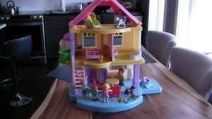 fisher price maison