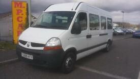 Renault MASTER LM39 DCI 100 17-seater