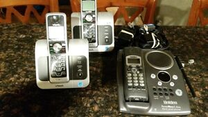 Uniden - Vtec Cordless Phones & Answer