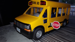 Playmobile School Bus