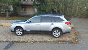 Subaru Outback Limited Wagon