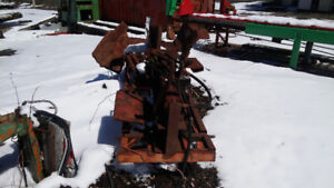 three point hook up woodsplitter for tractor