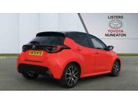 2020 Toyota Yaris Auto Hatchback Petrol/Electric Hybrid Automatic
