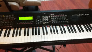 Yamaha S90ES electric stage keyboard