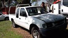 Holden Rodeo tf 1998 space cab crew cab ute hilux navara wrecking West Gosford Gosford Area Preview