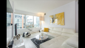Sun Soaked 2 bed 2 bath in heart of Liberty Village