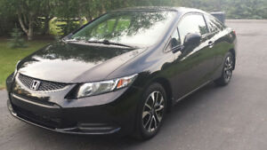 ONLY 38000KM - 2013 Honda Civic For Sale Great On Gas Automatic