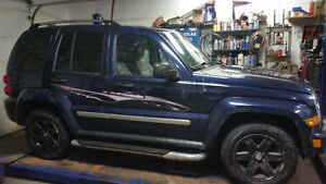 2006 Jeep Liberty loaded Other